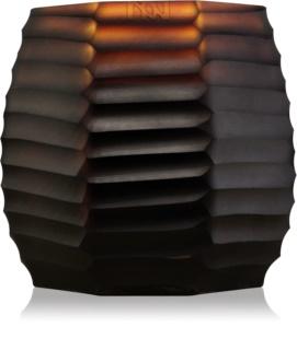 Onno Ginger Fig Brown vonná svíčka 13 x 15 cm