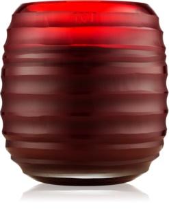 Onno Manyara Red Geurkaars 13 x 15 cm