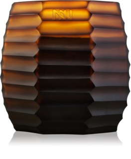 ONNO Cubo Safari scented candle (brown)