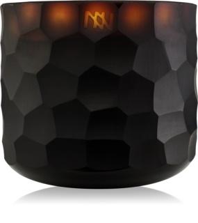 Onno Zanzibar Brown vonná svíčka 12 x 11 cm