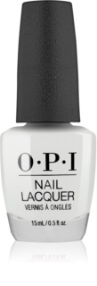OPI Grease Leather Effect Nail Polish