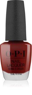 OPI Perú esmalte de uñas
