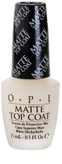 OPI Matte Top Coat matující lak na nehty