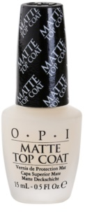 OPI Matte Top Coat verniz matificante