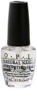 OPI Natural Nail Strengthener verniz reforçador para unhas
