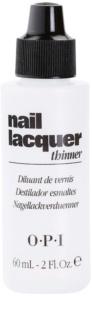 OPI Nail Lacquer Thinner dissolvente de verniz para unhas