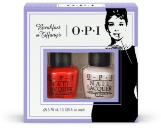 OPI Breakfast at Tiffany´s Party Petites kosmetická sada I.