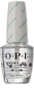 OPI Plumping top coat com efeito gel