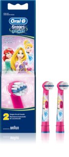 Oral B Stages Power EB10 Princess zamjenske glave za zubnu četkicu extra soft