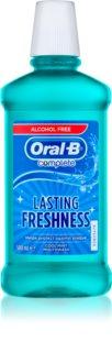 Oral B Complete vodica za usta protiv zubnog plaka i za zdrave desni