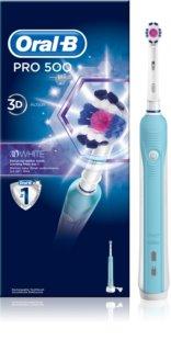 Oral B Pro 500 D16.513.U 3D White elektryczna szczoteczka do zębów