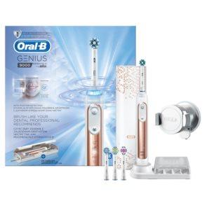 Oral B Genius 9000 Rosegold D701.545.6XC електрическа четка за зъби