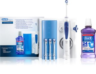 Oral B Oxyjet MD20 kit di cosmetici I.