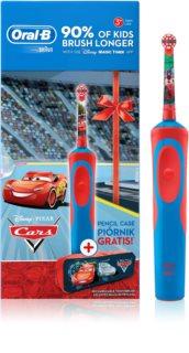 Oral B Stages Power Cars D12.513K električna zobna ščetka za otroke