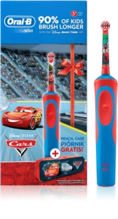 Oral B Stages Power Cars D12.513K Elektrische Tandenborstel  voor Kinderen