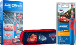 Oral B Stages Power Cars D12.513K coffret I.