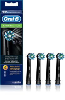 Oral B Cross Action EB 50 csere fejek a fogkeféhez