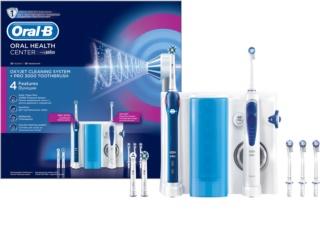 Oral B Oxyjet +3000 escova de dentes elétrica + jato dental