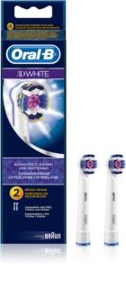 Oral B 3D White EB 18 końcówki wymienne do szczoteczki do zębów