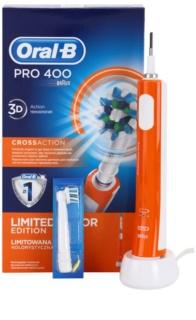 Oral B Pro 400 D16.513 CrossAction Orange Elektrische Tandenborstel