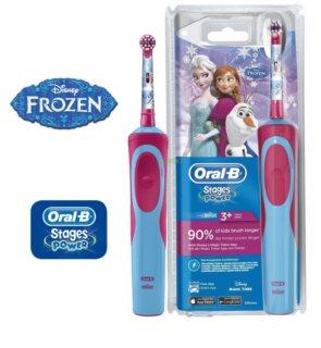 Oral B Stages Power Frozen D12.513K elektrický zubní kartáček pro děti