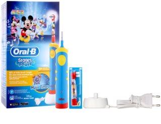 Oral B Kids Power D10.513K elektrische Zahnbürste für Kinder