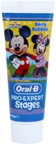 Oral B Pro-Expert Stages Mickey Mouse Zahnpasta für Kinder