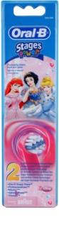 Oral B Stages Power EB10 Princess Ersatzkopf für Zahnbürste extra soft