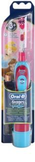 Oral B Stages Power DB4K Princess детска електрическа четка за зъби със сменяеми батерии софт