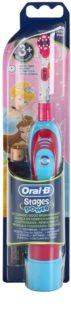 Oral B Stages Power DB4K Princess Kinder Tandenborstel op batterijen Soft