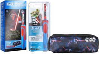 Oral B Stages Power Star Wars D12.513K cepillo de dientes eléctrico