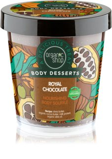 Organic Shop Body Desserts Royal Chocolate