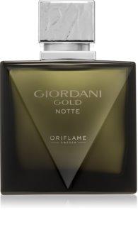 Oriflame Giordani Gold Notte eau de toilette pentru barbati 75 ml