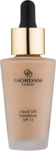 Oriflame Giordani Gold machiaj natural SPF 12