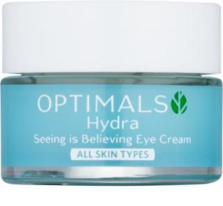 Oriflame Optimals хидратиращ крем за очи