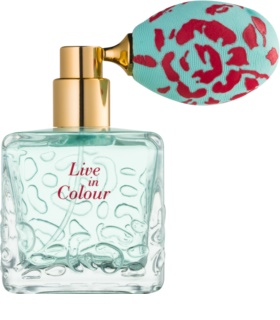 Oriflame Live in Colour Eau de Parfum für Damen 50 ml