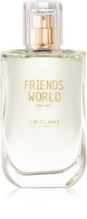Oriflame Friends World for Her eau de toilette pentru femei