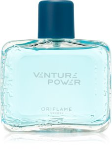 Oriflame Venture Power eau de toilette per uomo 100 ml