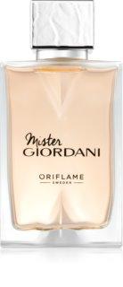 Oriflame Mister Giordani eau de toilette pentru bărbați 75 ml