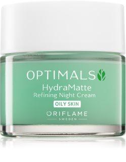 Oriflame Optimals crema matifianta si hidratanta pentru ten gras