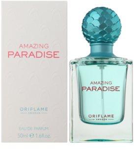 Oriflame Amazing Paradise woda perfumowana dla kobiet 50 ml