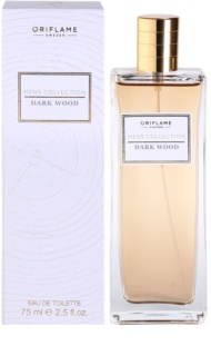 Oriflame Dark Wood eau de toilette para hombre 75 ml