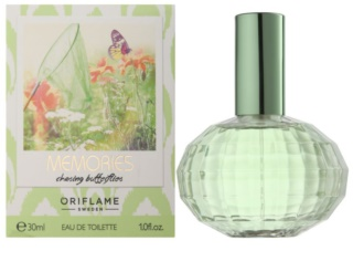 Oriflame Memories: Chasing Butterflies Eau de Toilette für Damen 30 ml