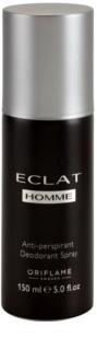 Oriflame Eclat Homme Deo Spray voor Mannen 150 ml