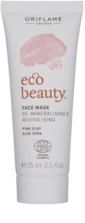 Oriflame Eco Beauty revitalizačná maska s minerálmi