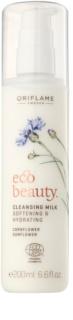 Oriflame Eco Beauty mleko za odstranjevanje ličil z vlažilnim učinkom