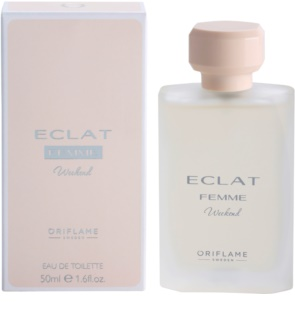 Oriflame Eclat Femme Weekend туалетна вода для жінок 50 мл