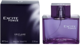 Oriflame Excite Force Eau de Toilette para homens 75 ml