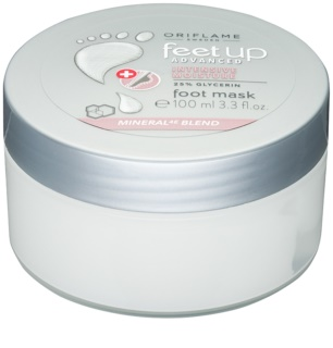 Oriflame Feet Up Advanced mascarilla hidratante para pies