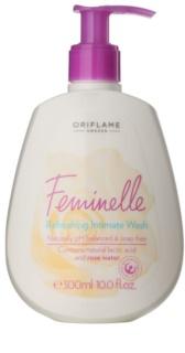 Oriflame Feminelle Gel revigorant pentru curatarea intima